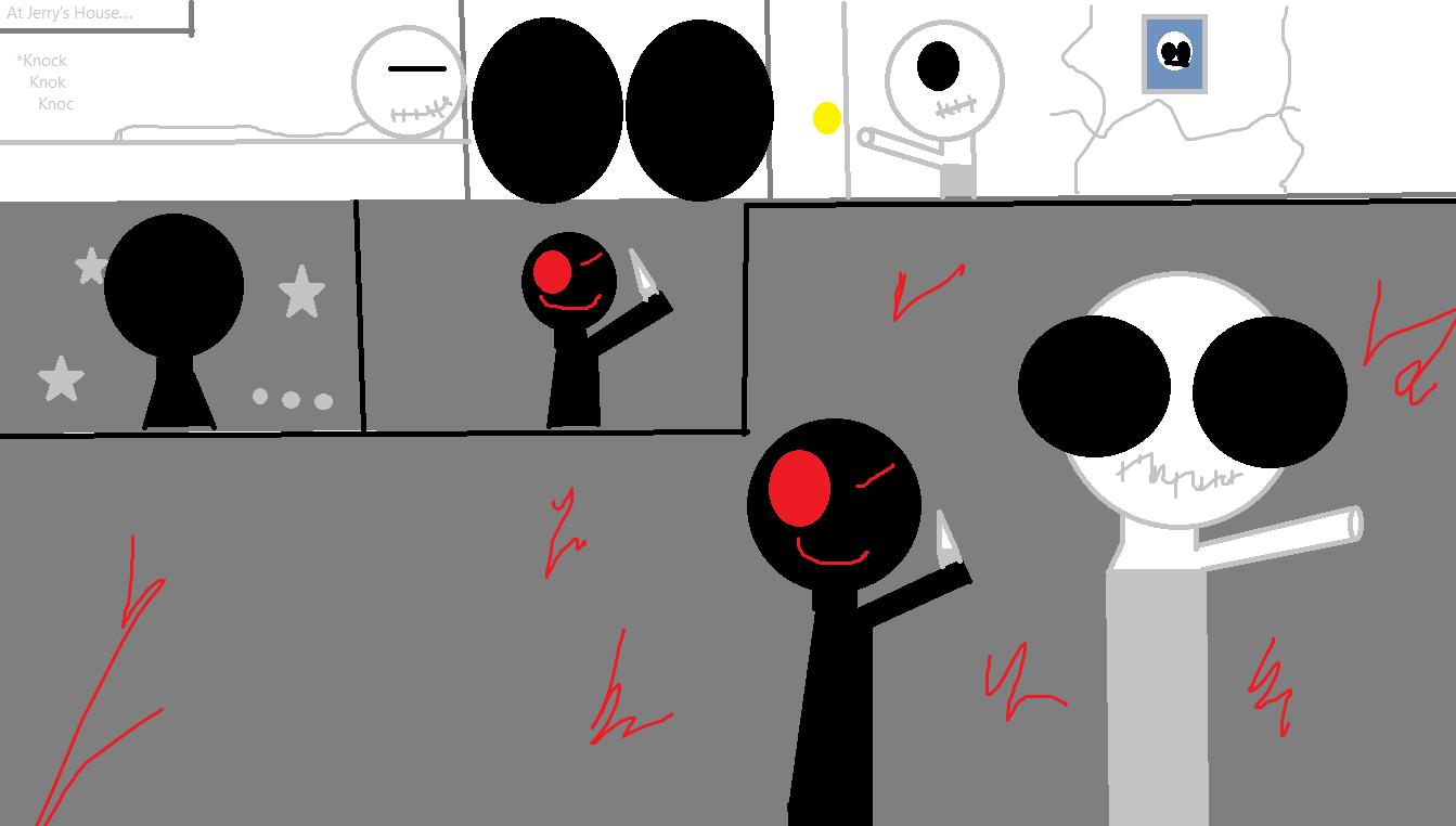 Jerry Comic Concept