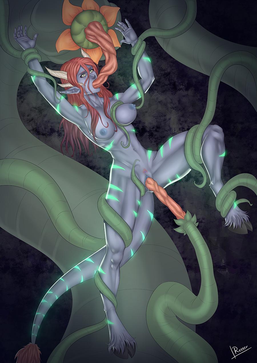 tentacle fun! 2