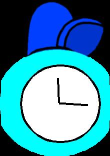 Object Jordan Clock