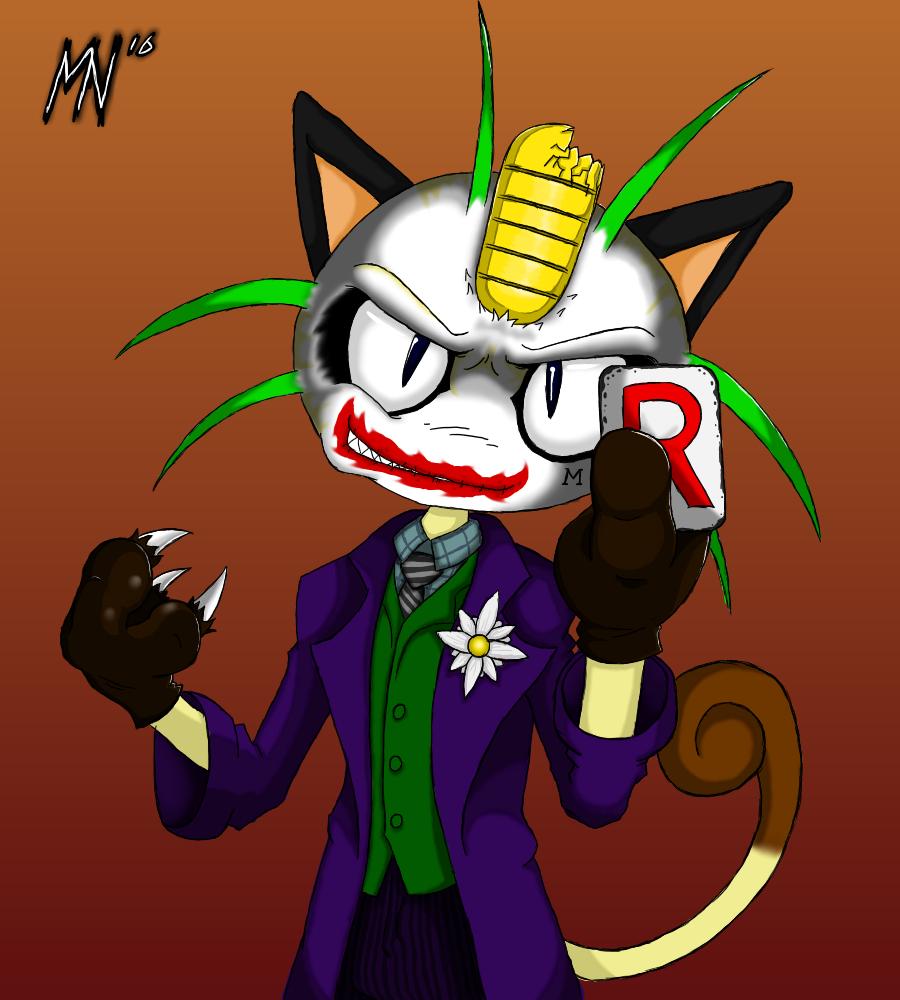 The Joker of Crime