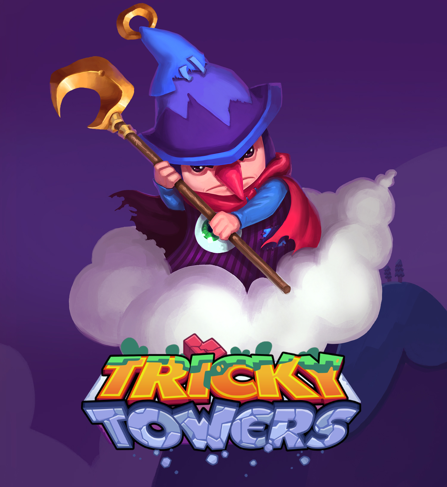 Tricky Towers reimagined 3