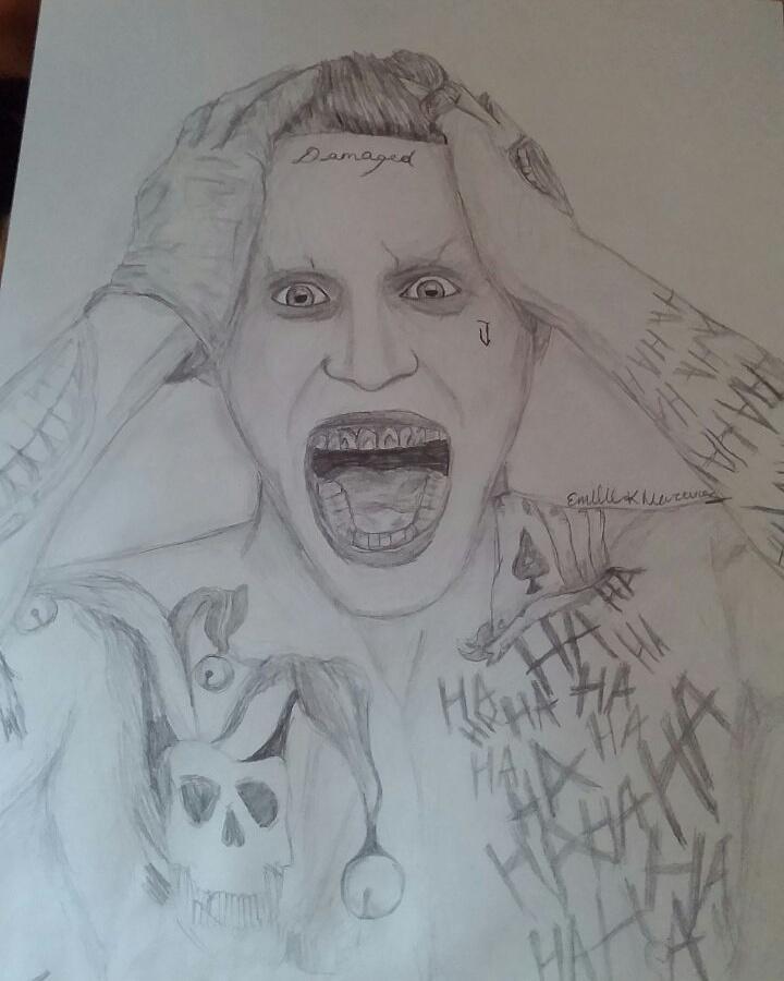 The Joker Done