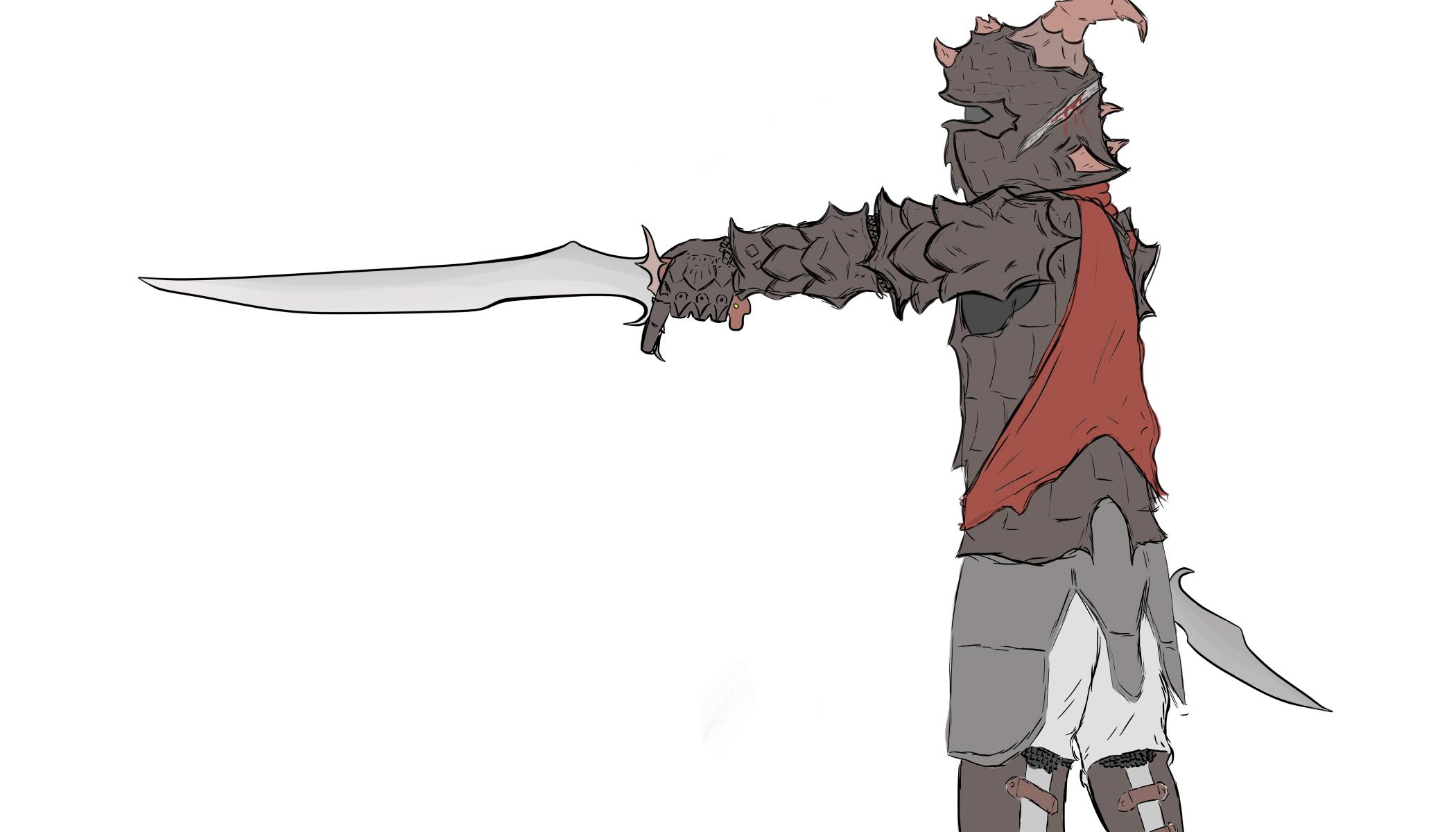 Loyal Knight of Tzu'Dagh