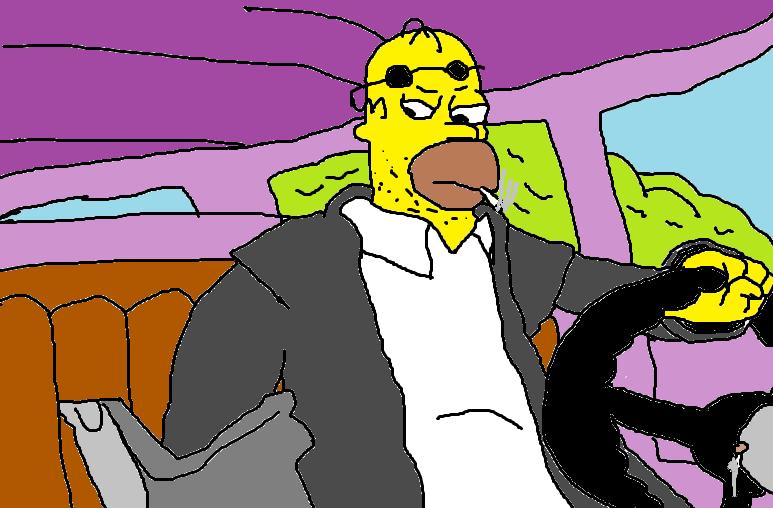 School Shooter Homer