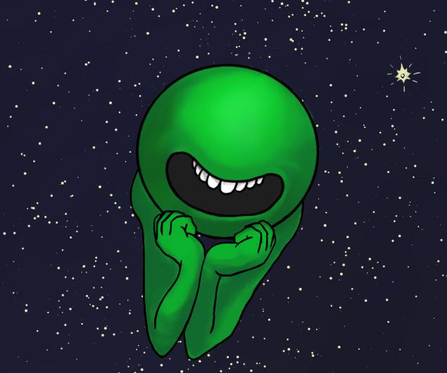 Cosmic Cutey