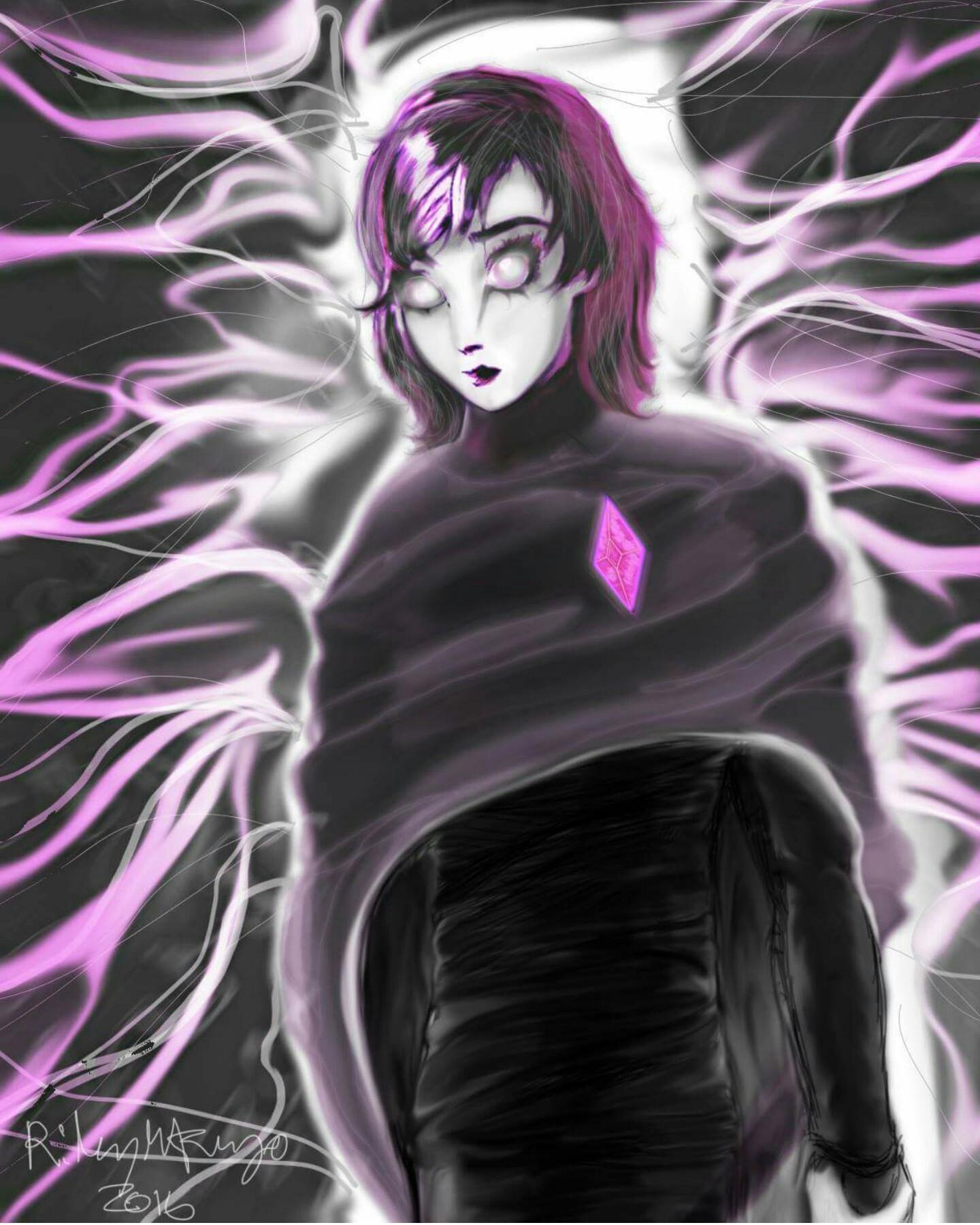 Psychadica - Vairra the Crystalline Girl