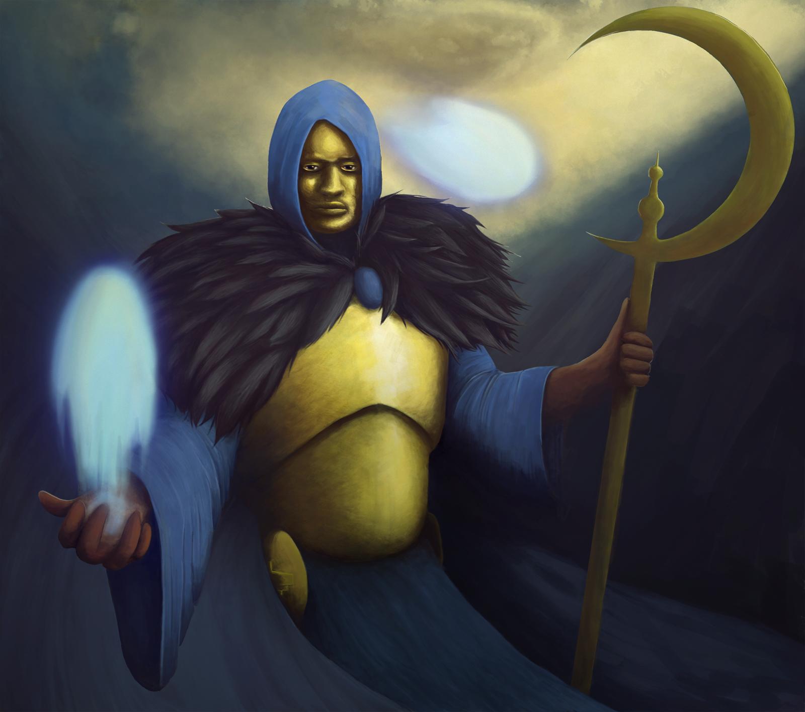 Golden Wizard