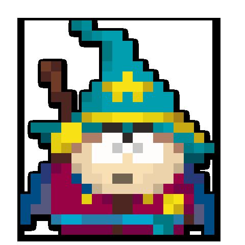 Day #143 - The Grand Wizard King (Eric Cartman)