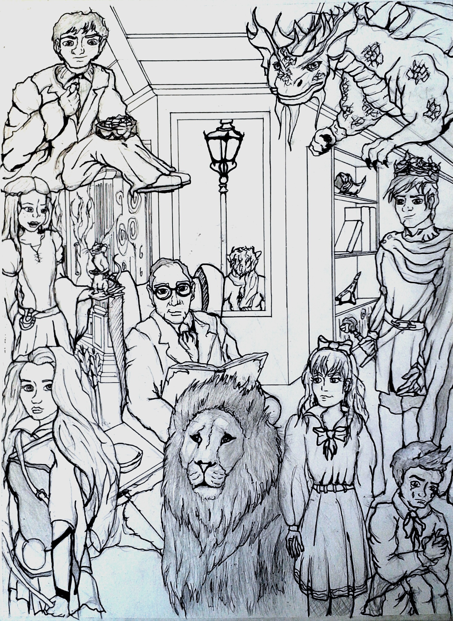 The Chronicles Of Narnia Team