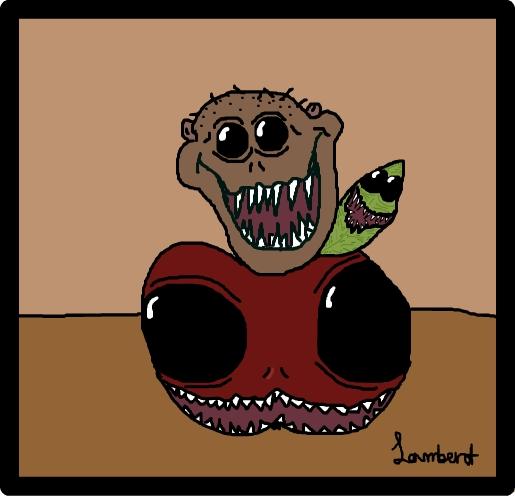 Creepy Little Apple