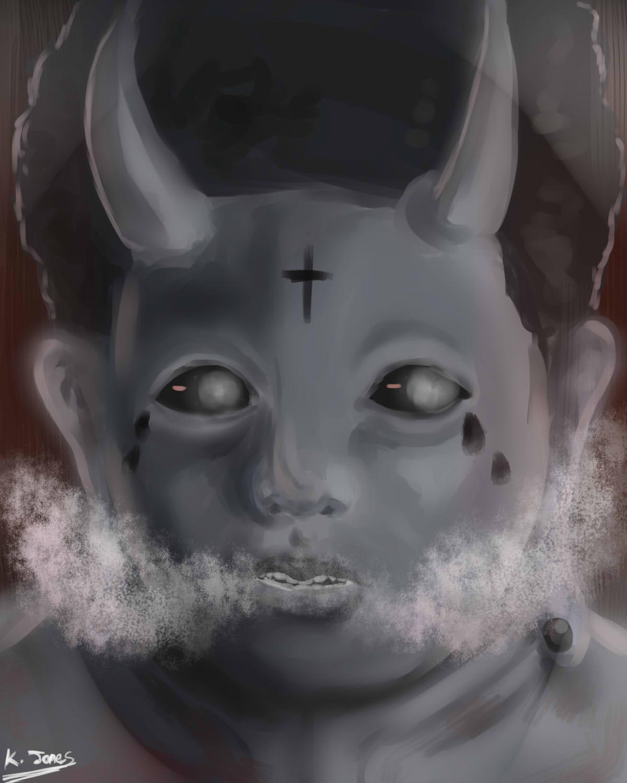 Pure Evil ( My little Devil)
