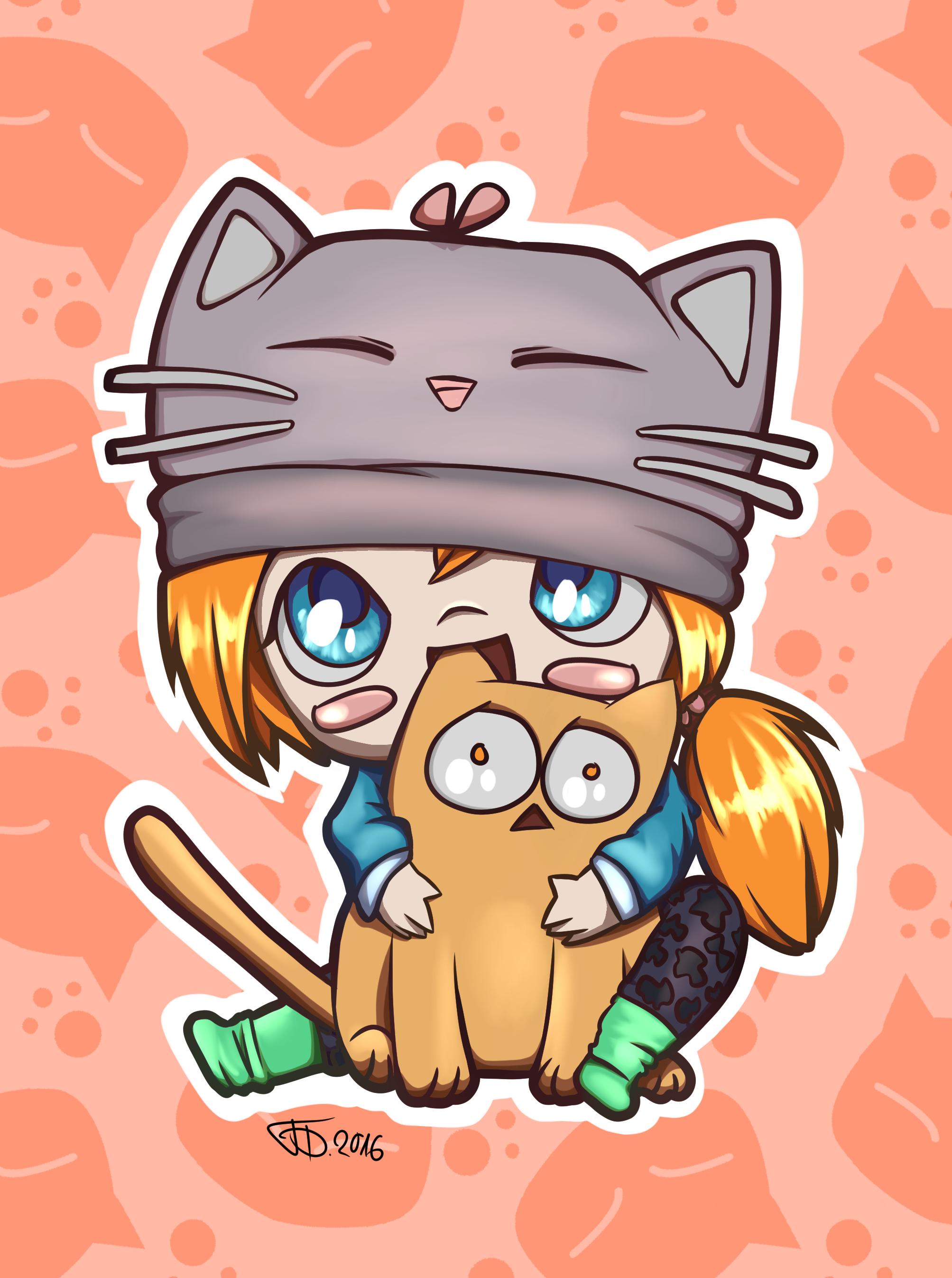 .:Scared Kitten:.