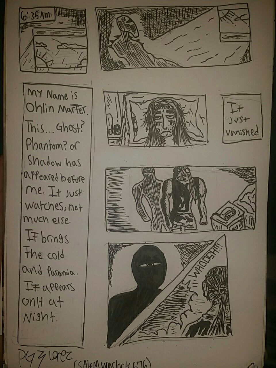 The Days Before January Page 3
