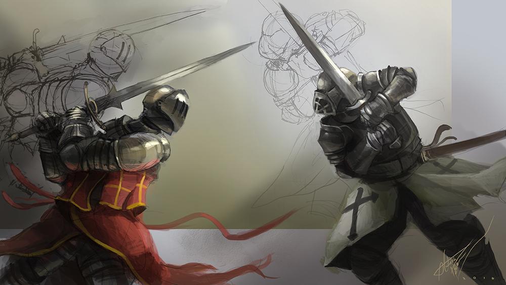 Let the Battle Begin