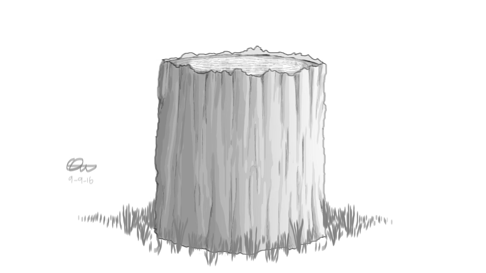 Log Concept art - Quinamations