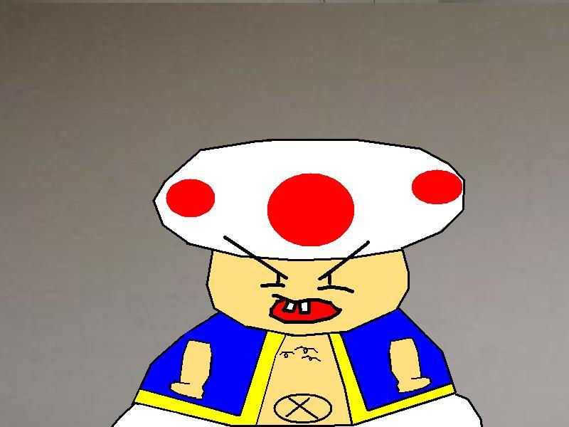 Toad SMASH!!1