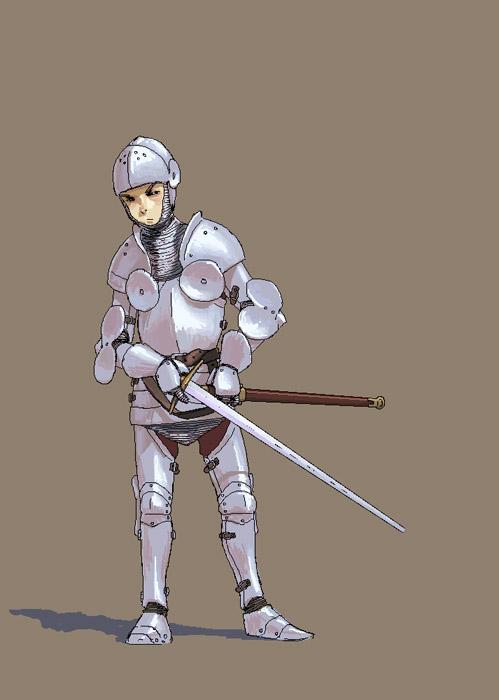 Knight errand
