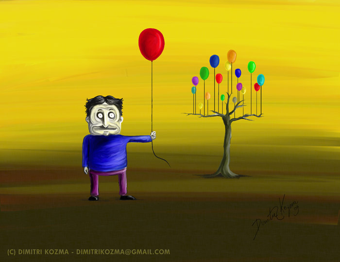 The Baloon Tree