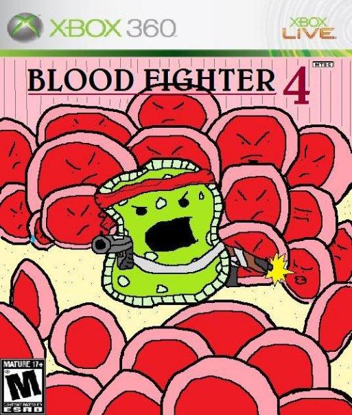 Blood Fighter 4
