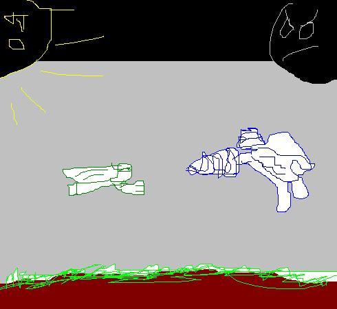 Heroman vs Drillman