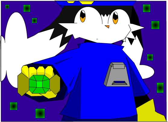 KLONOA AND THE RING