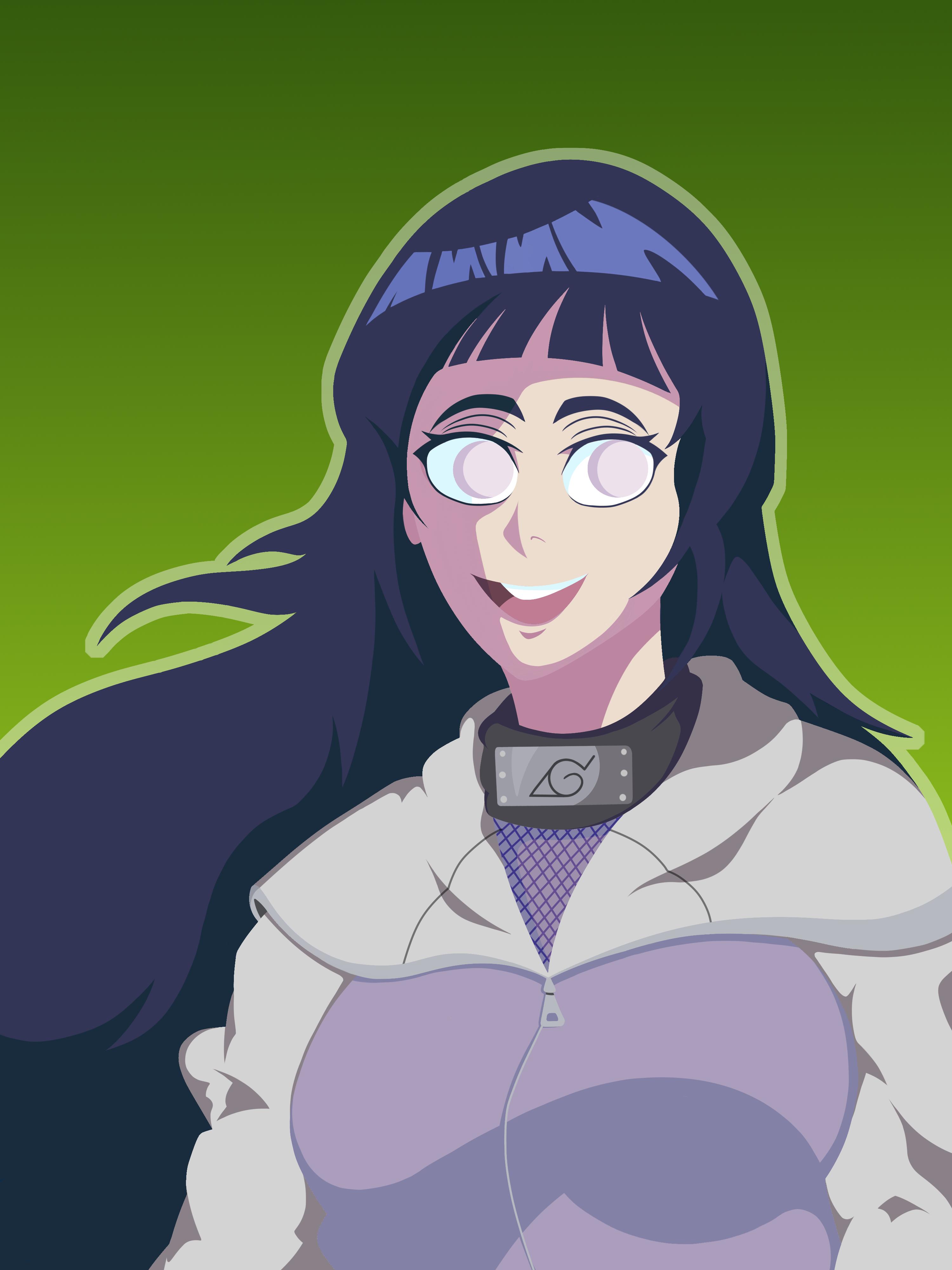 Hinata Hyuga [Lineless]