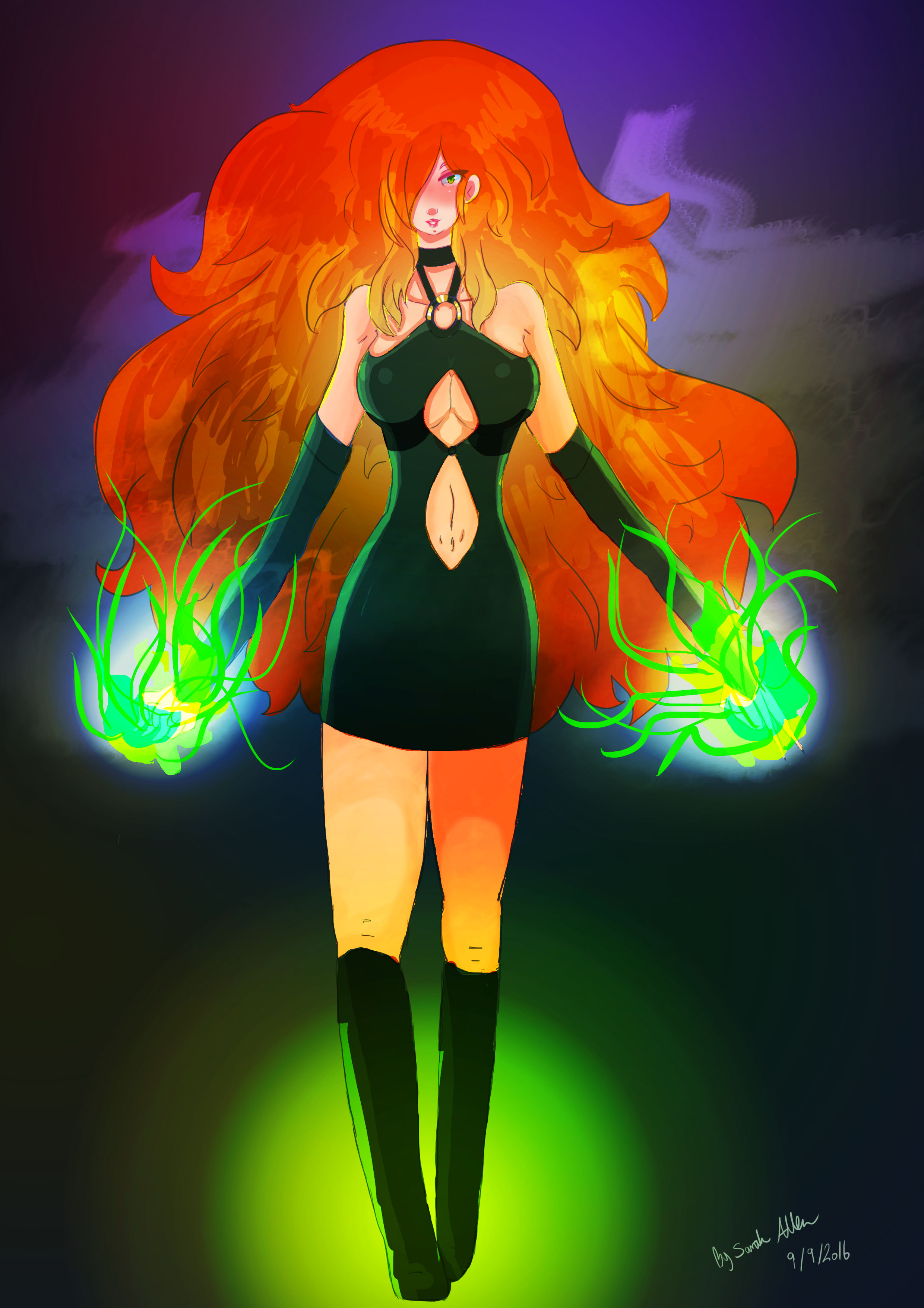 Maiden of Shadows