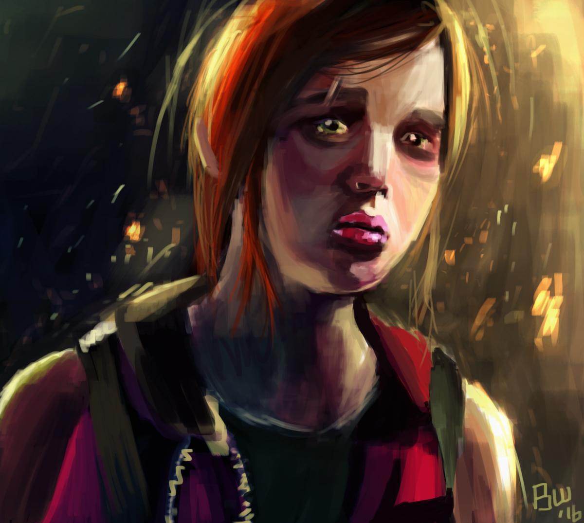 Messy Ellie