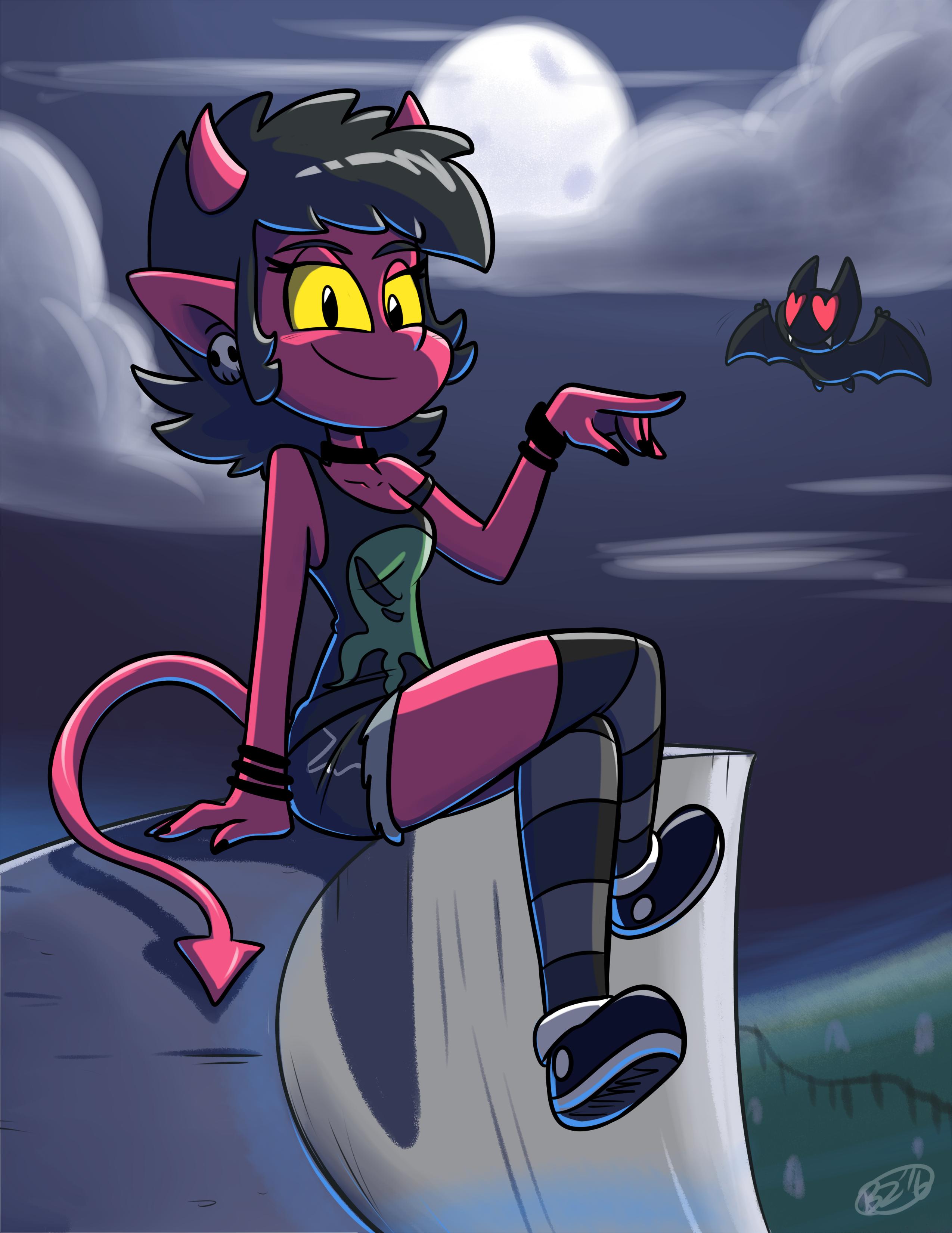 Olivia in the Night
