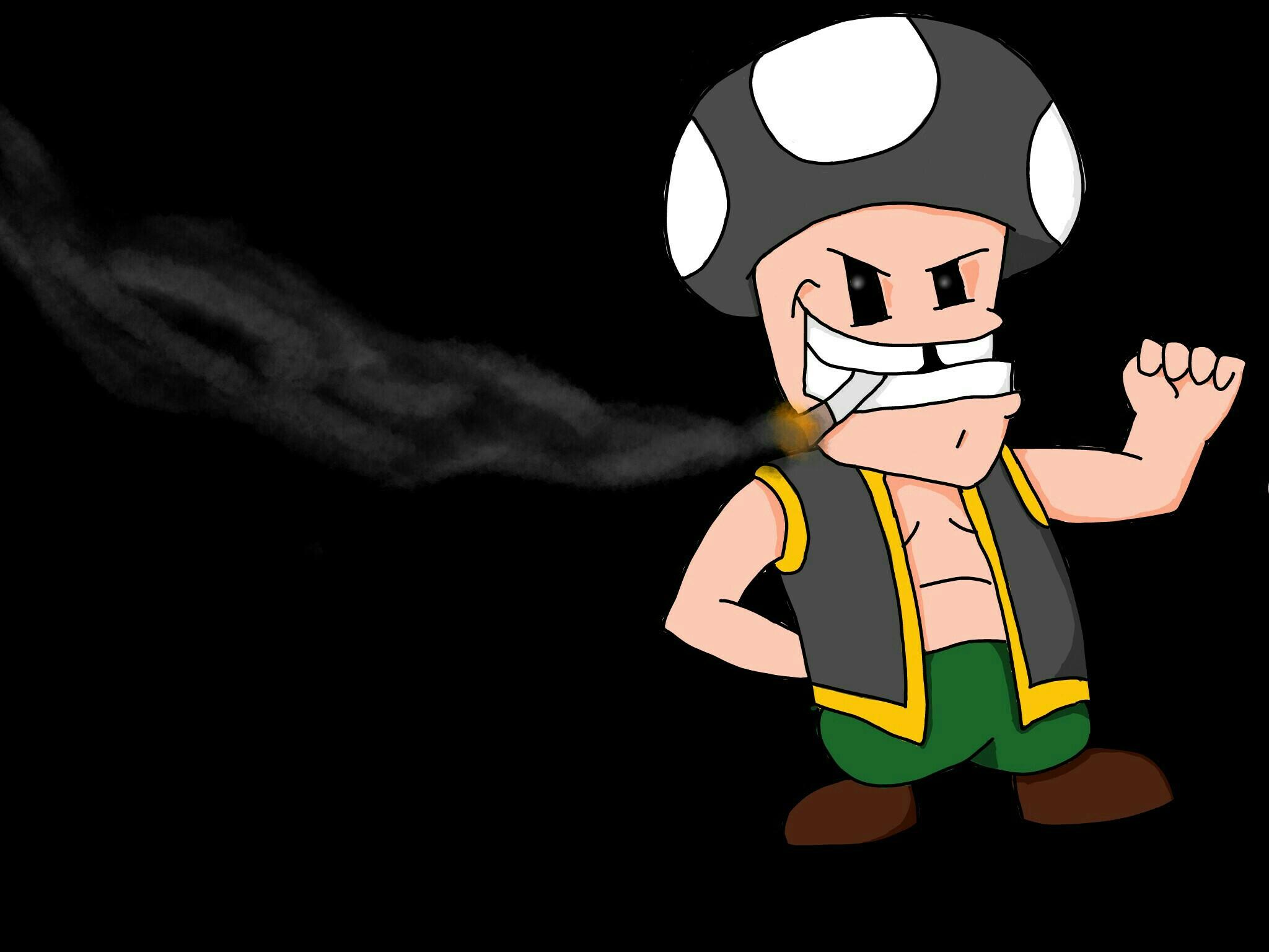 The Misadventures of Sponge and Pretzel: Toadbacco