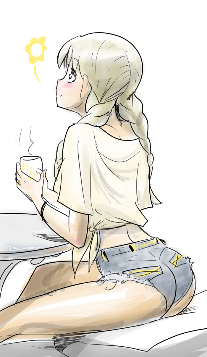 Soul Eater - Morning Coffee