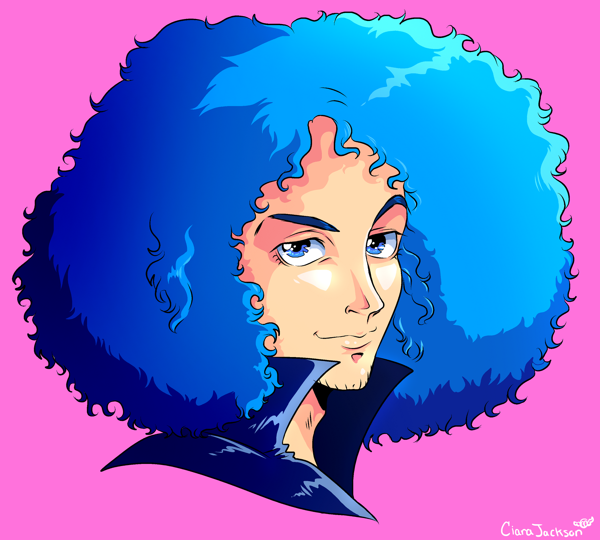 retro anime dan by doublemaximus on newgrounds