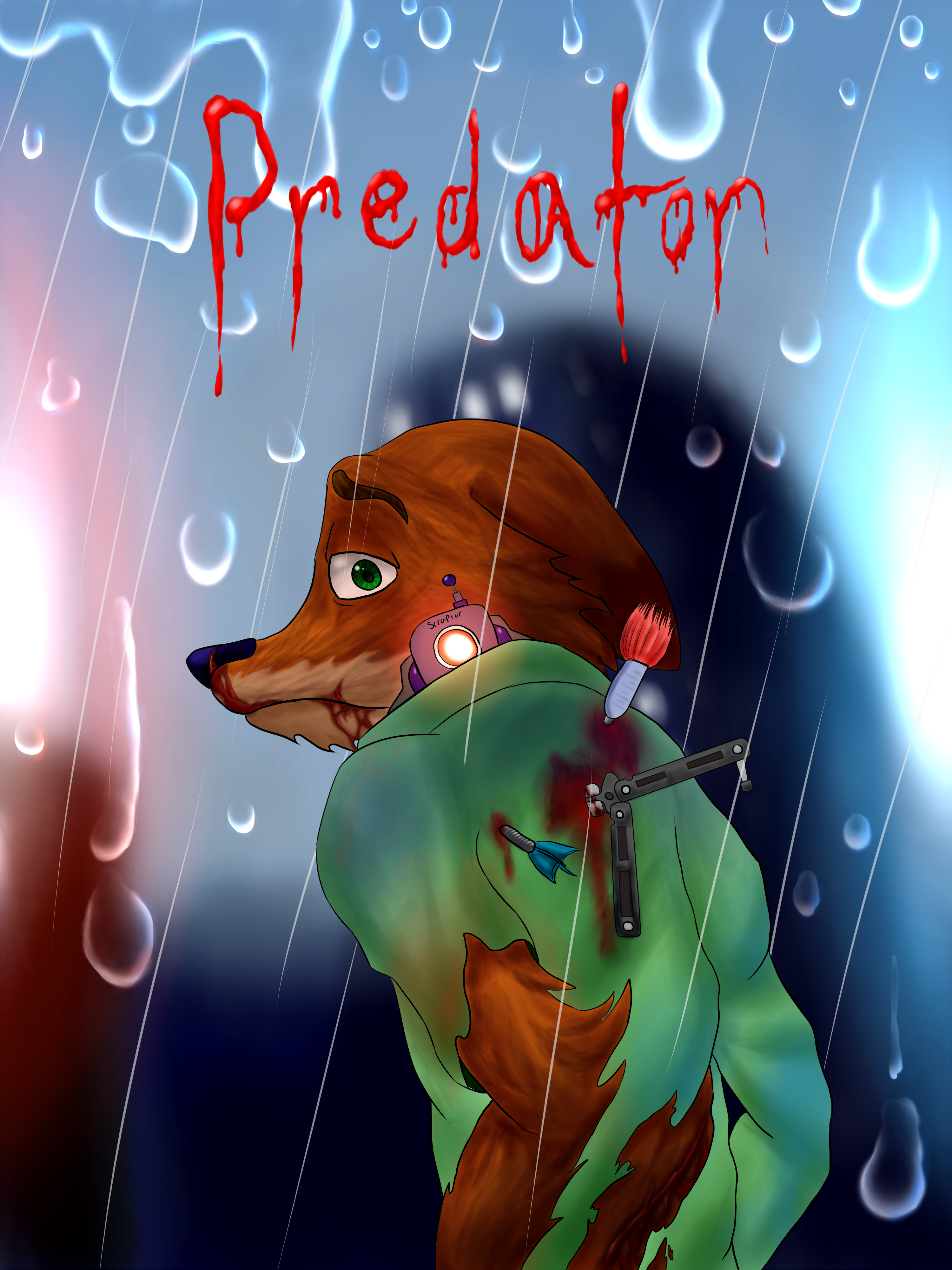 Predator (Zootopia)