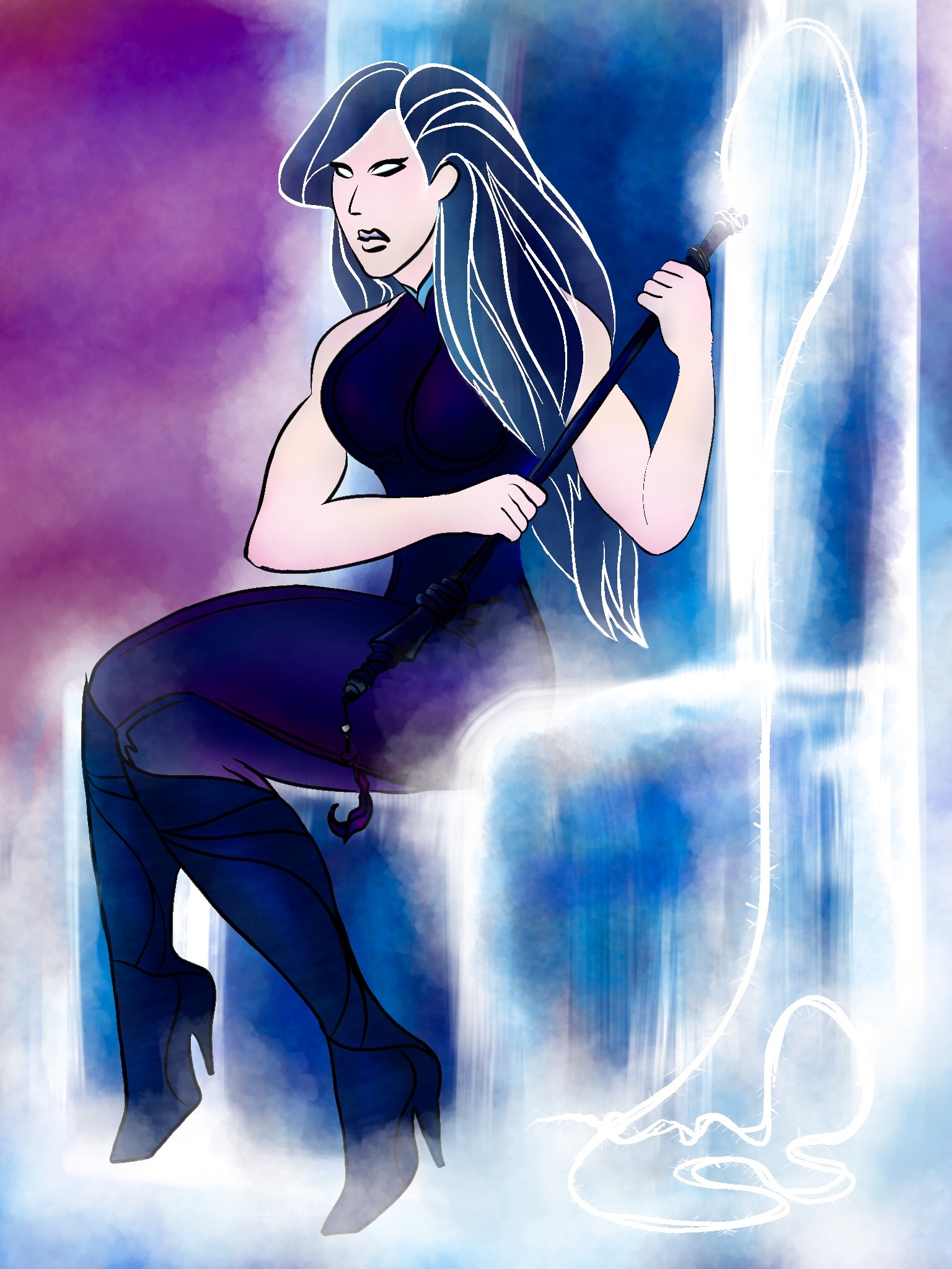 Violet (The Frost Maiden)
