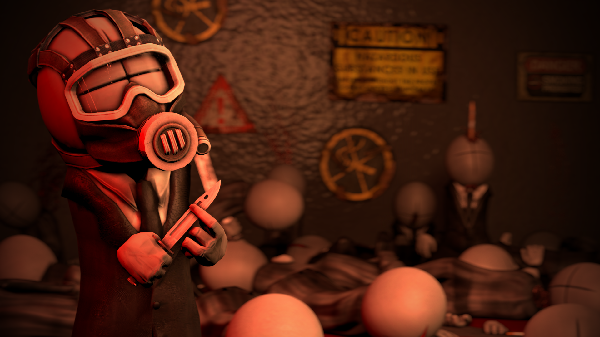 [SFM] Sharp Massacre