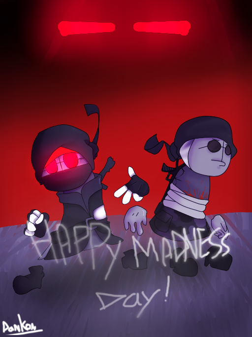 Merry Madness day!