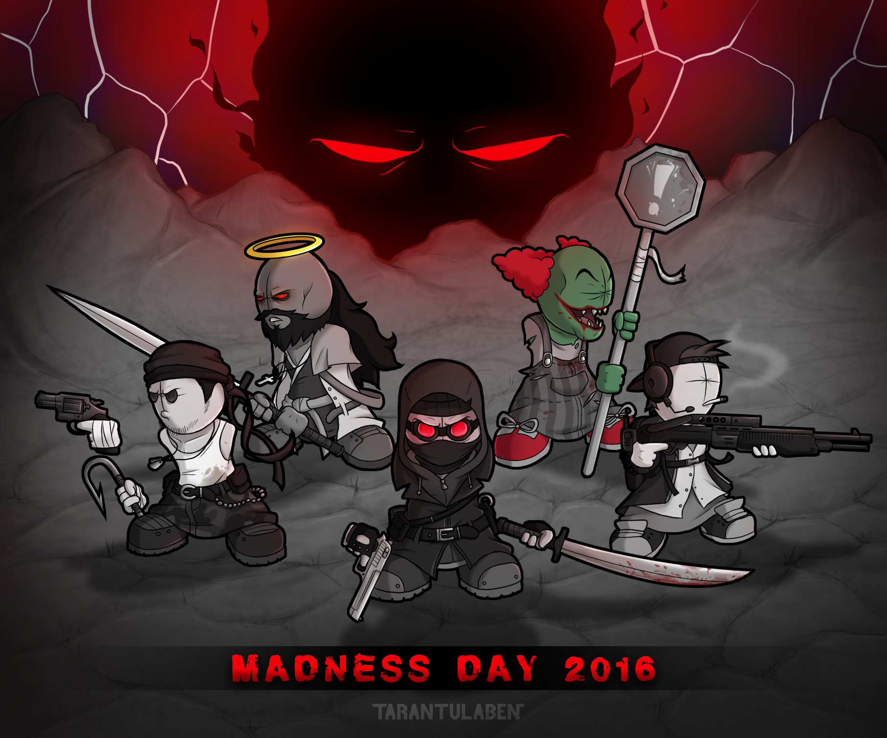 Madness Day 2016 [RE:2011]