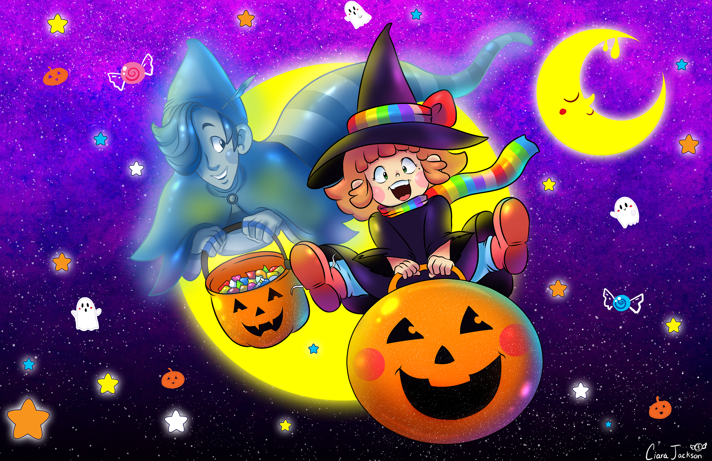 Must see Wallpaper Halloween Ghost - 452471_doublemaximus_gwendy-ghost-halloween-wallpaper  Perfect Image Reference_512095.png?f1474645616