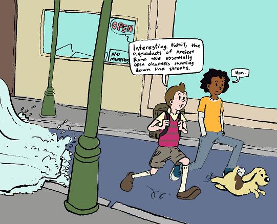 Milo Murphy's Law: Tintin edition