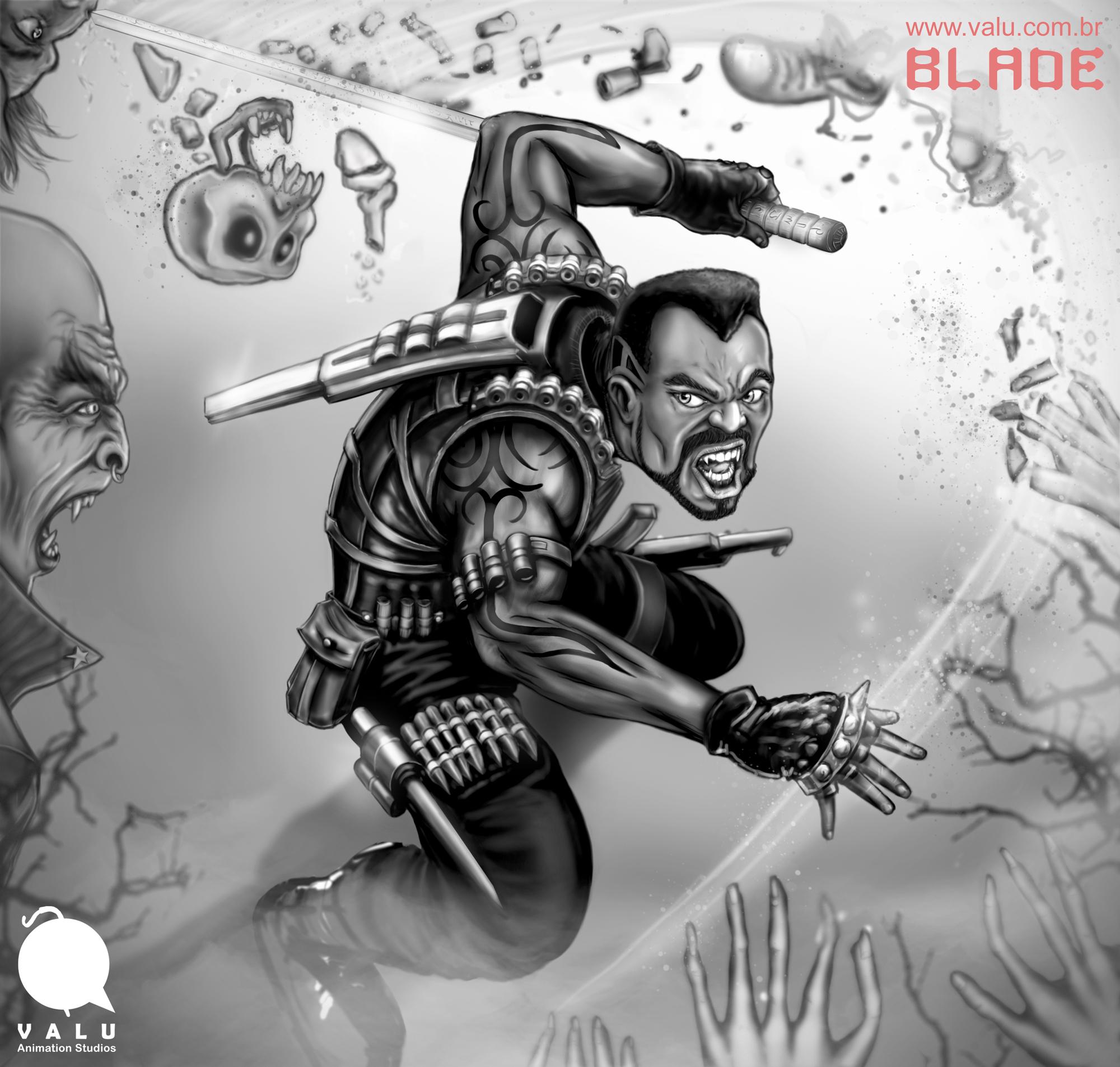 Blade [ my version ]