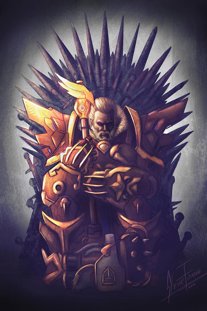Overwatch x Game of Thrones