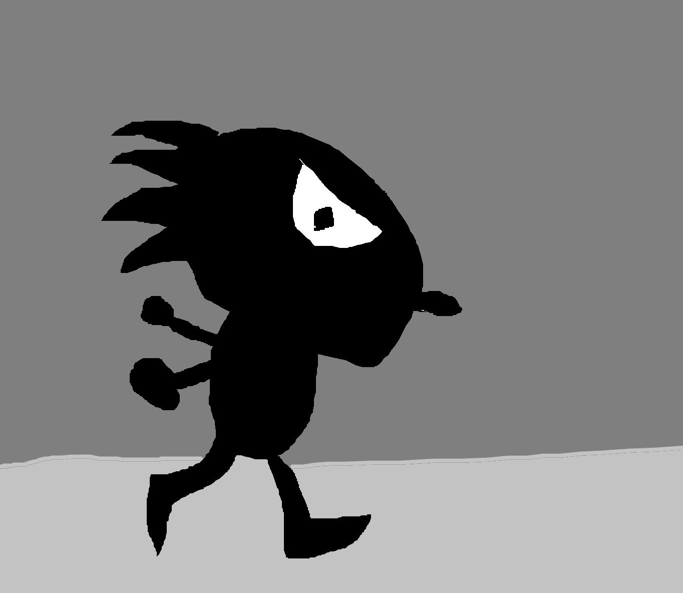 Running Shadow