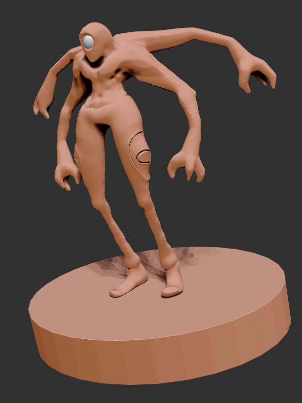 monsterSculpt