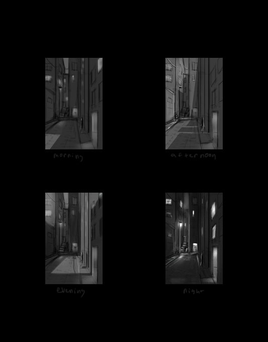 Thumbnails (Buildings and Lighting Practice)