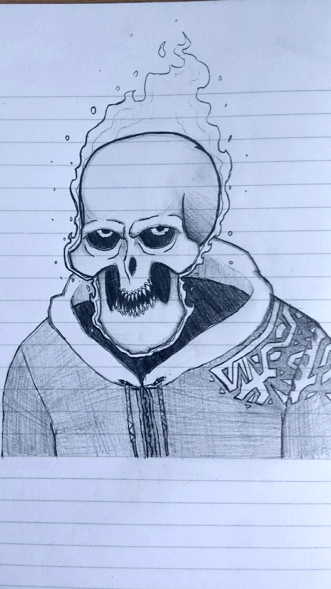 Notebook Doodle 2