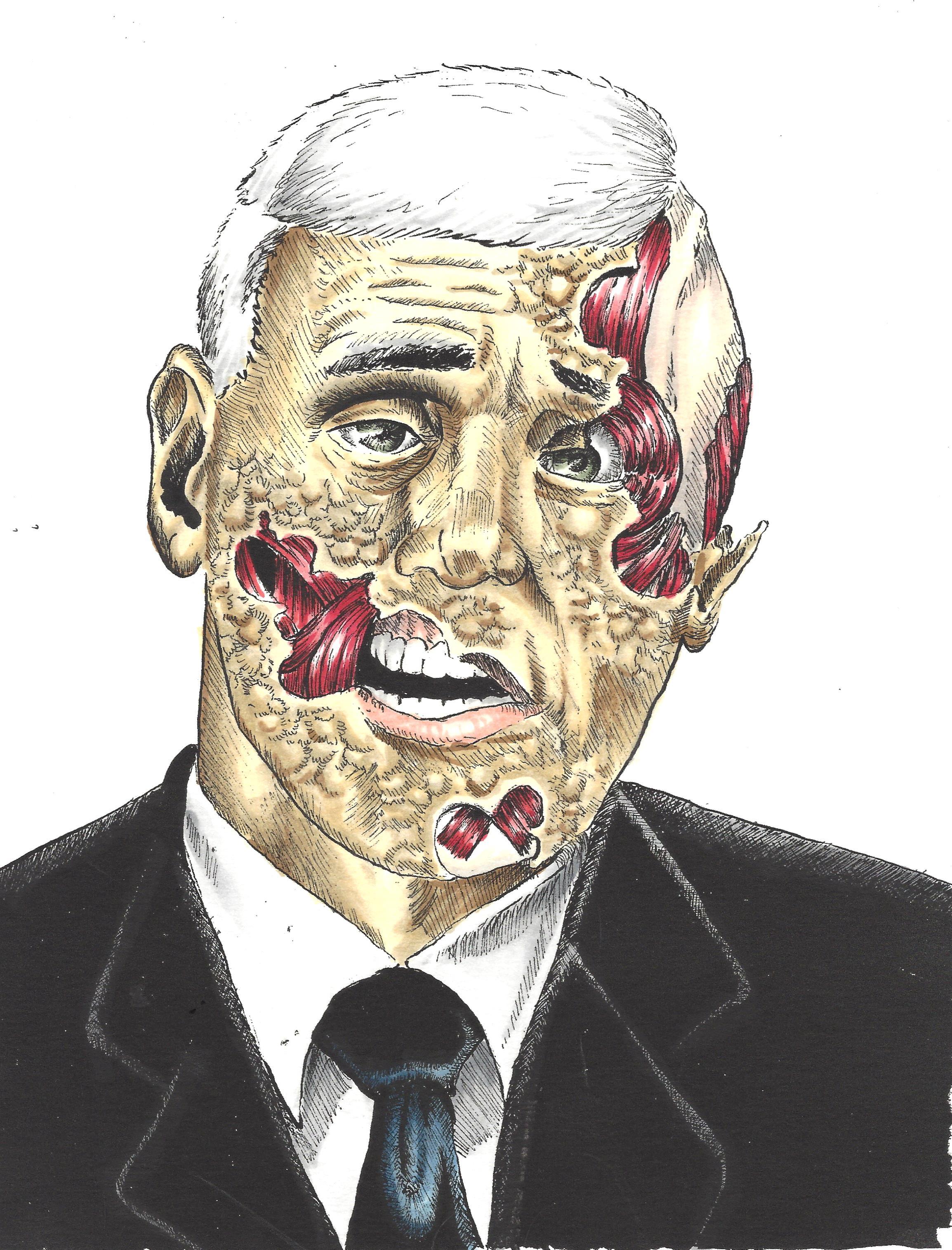 Zombie Pence