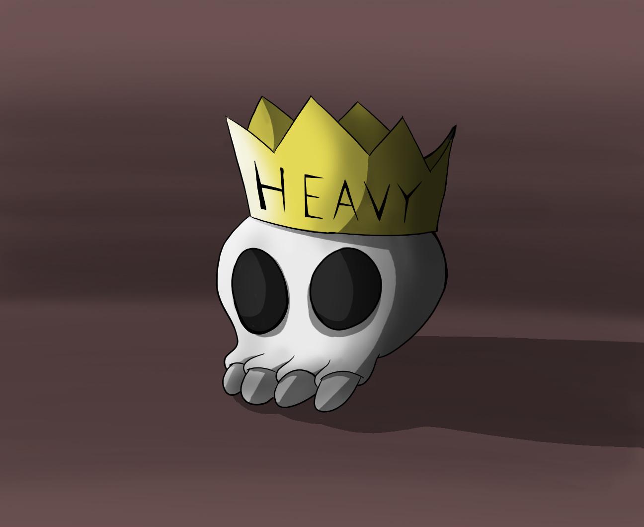 That's heavy man