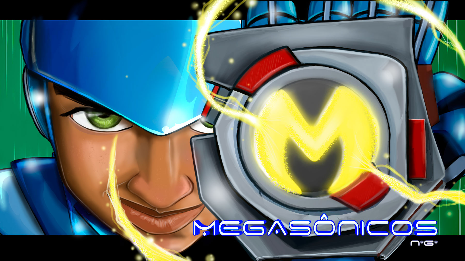 Megasônicos Power