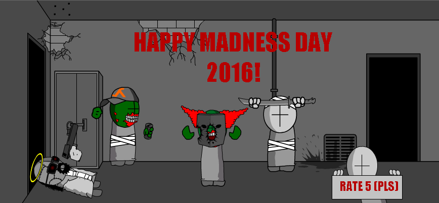 From Madness 2016 To Newgrounds By Djzombie On Newgrounds-7937