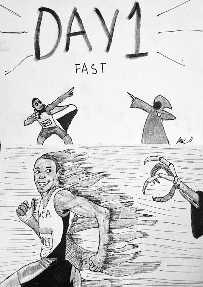 Day 1-Fast